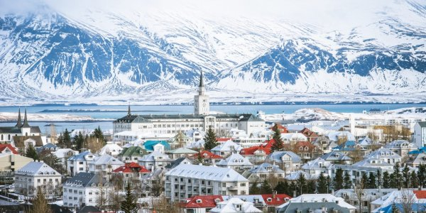 Winter fun in Reykjavik & New York