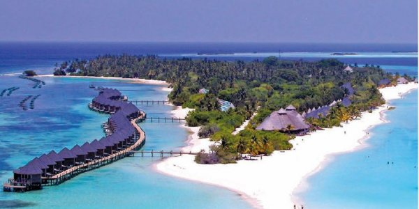 Maldives 7 Night Luxury Summer Break