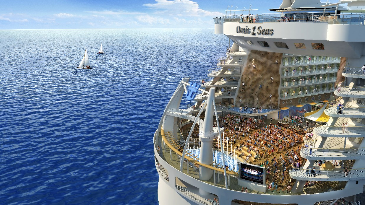 Royal Caribbean's Wonderful Oasis of the Seas - Image 1