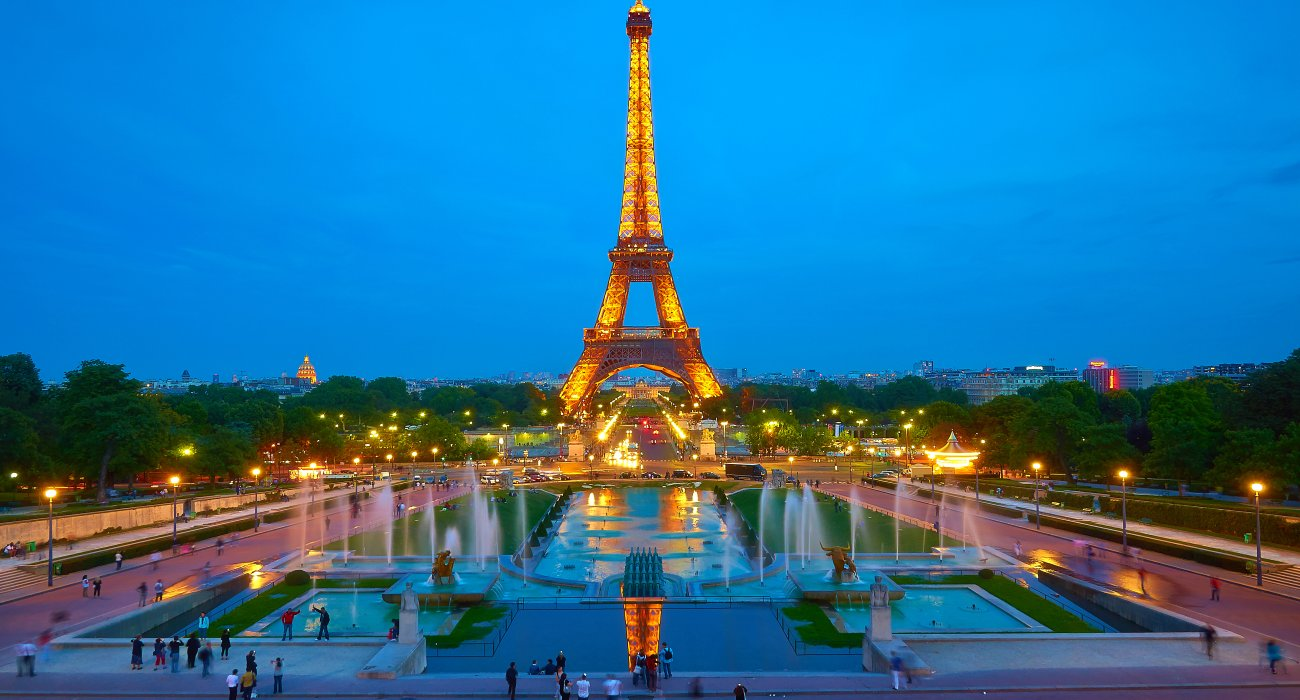 5* Paris Spring Citybreak - Image 1