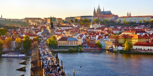 PRAGUE 3 night Winter Citybreak
