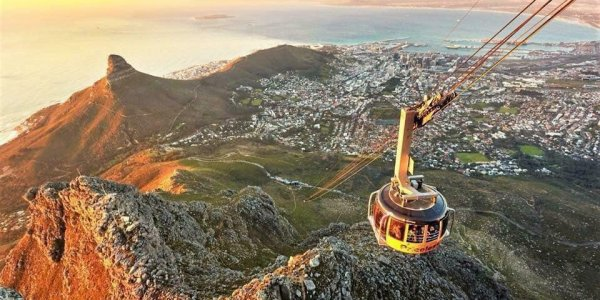 Capetown City Break incl Excursions