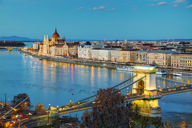 BLUE DANUBE RIVER CRUISE - Image 2