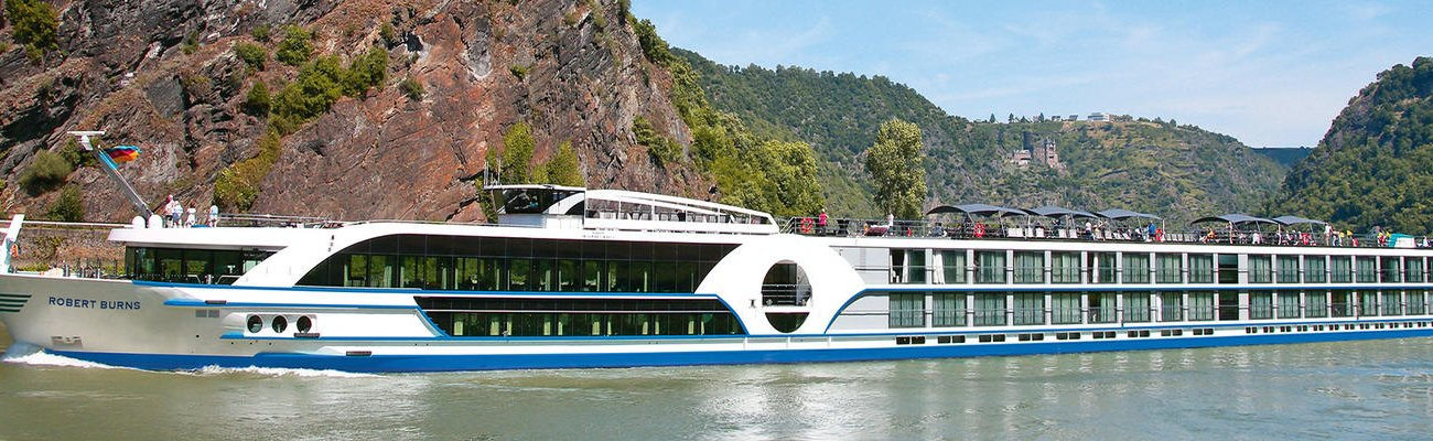 BLUE DANUBE RIVER CRUISE - Image 1