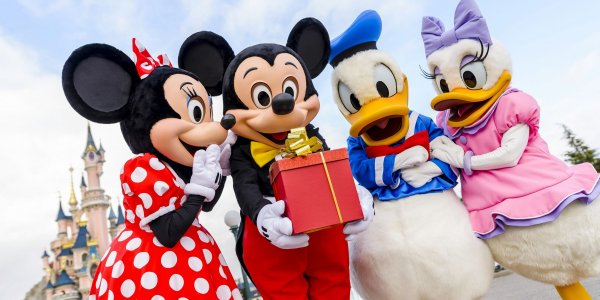 Family January Break to Disneyland Paris