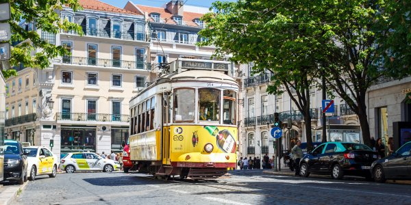 Lisbon Portugal Winter City Break