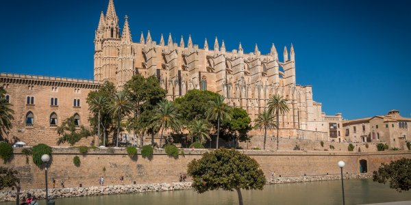 4 night Palma Majorca Citybreak