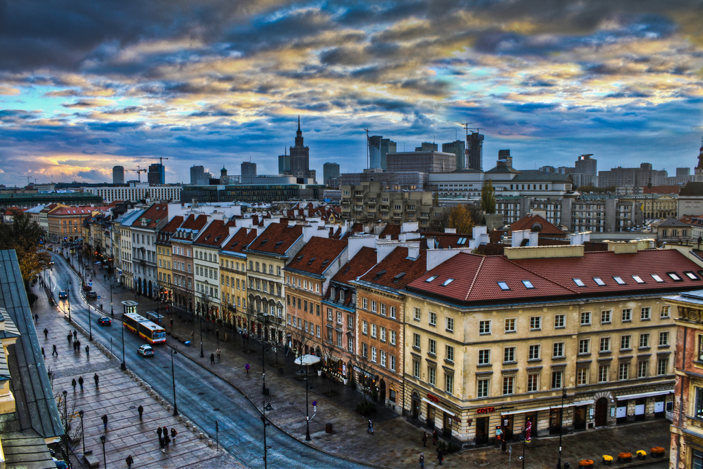 Wonderful Warsaw Luxury Short Break - Image 1