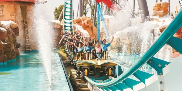 Salou Summer inc Portaventura Tickets