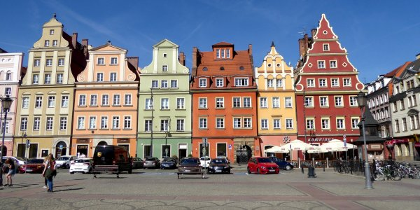 4* Wroclaw City Break