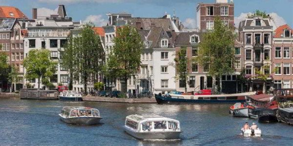 4* Amsterdam Winter Break