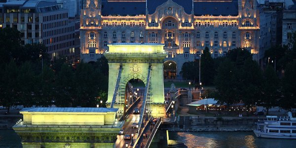 City Break to Budapest