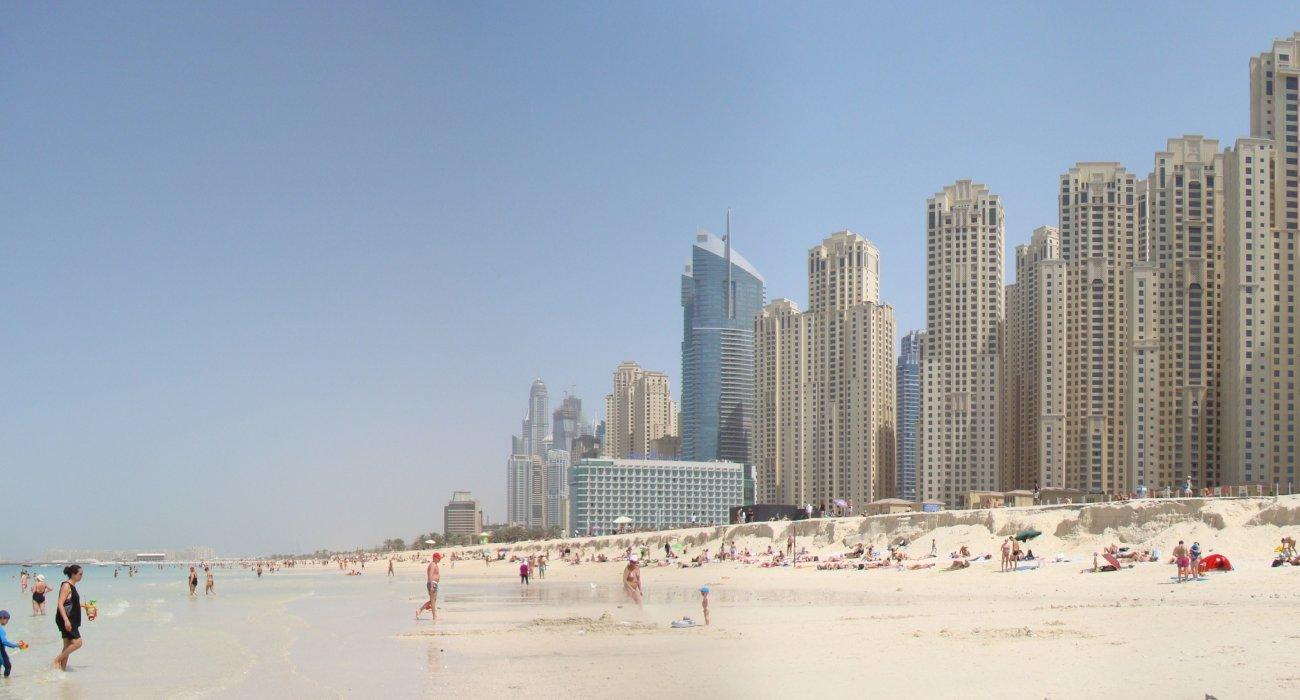 Dubai Summer Half Board Offer - Image 1