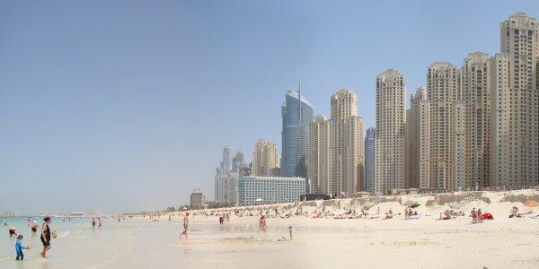Dubai Summer Half Board Offer