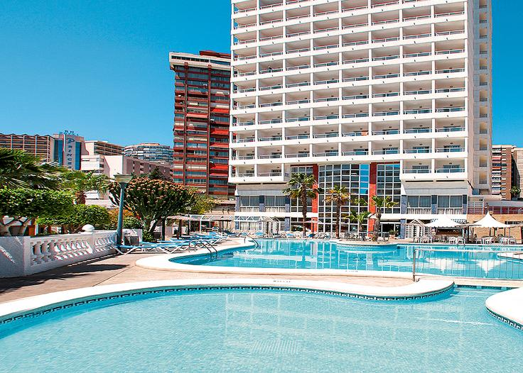 Benidorm Half Board Summer Break - Image 1