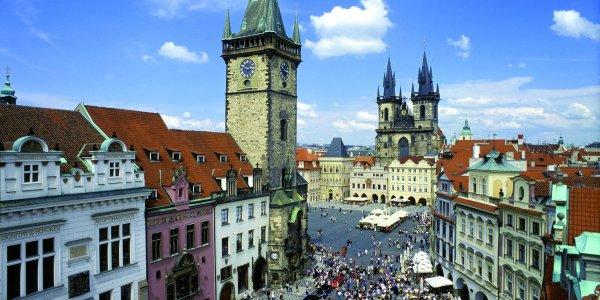 4* Prague Jan '20 City Break