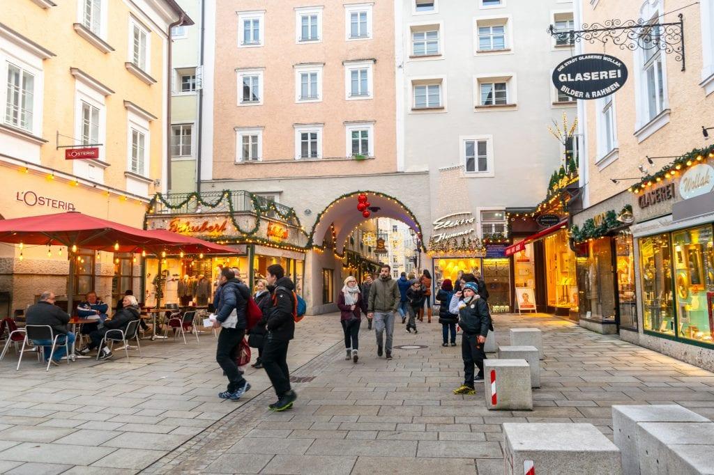 4* Salzburg Christmas Markets Break - Image 4