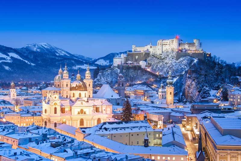 4* Salzburg Christmas Markets Break - Image 5