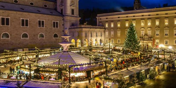 4* Salzburg Christmas Markets Break