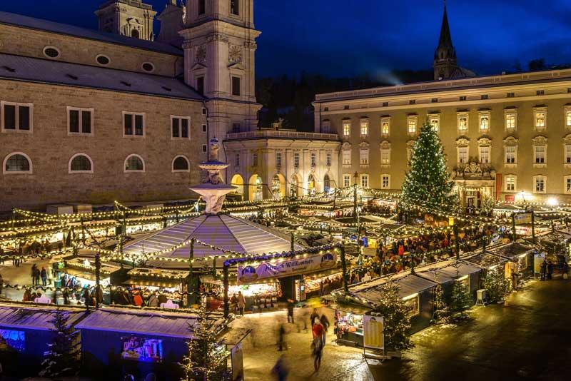 4* Salzburg Christmas Markets Break - Image 1