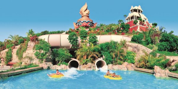 Tenerife Family Fun Inc Siam Park Tickets