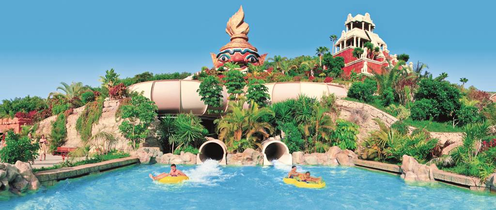 Tenerife Family Fun Inc Siam Park Tickets - Image 1