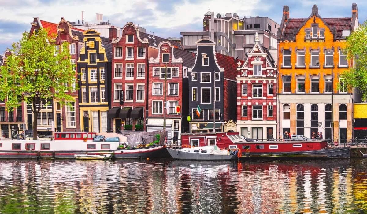 Amsterdam Nov Citybreak Value - Image 1