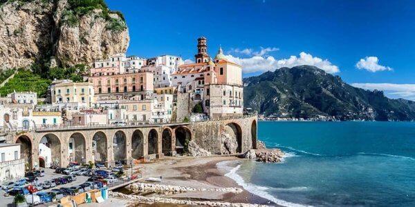 The Sorrento Peninsula & Amalfi Coast