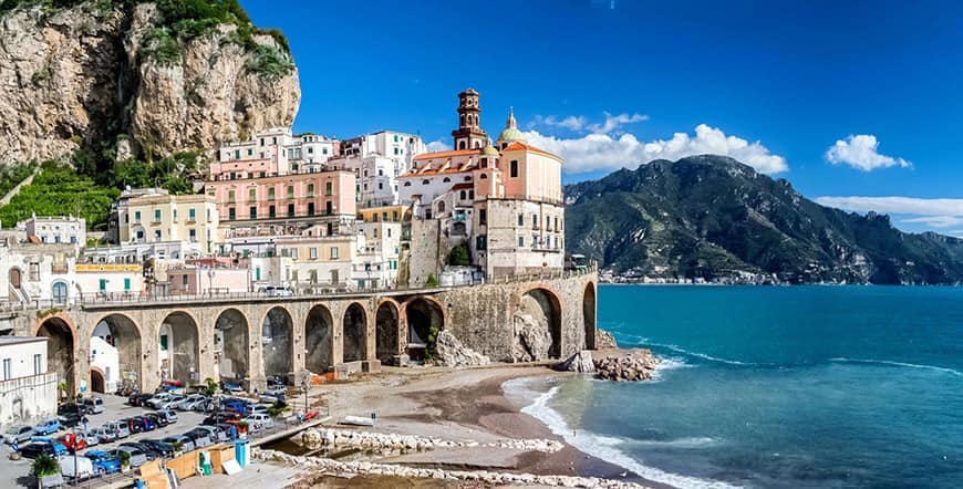 The Sorrento Peninsula & Amalfi Coast - Image 1