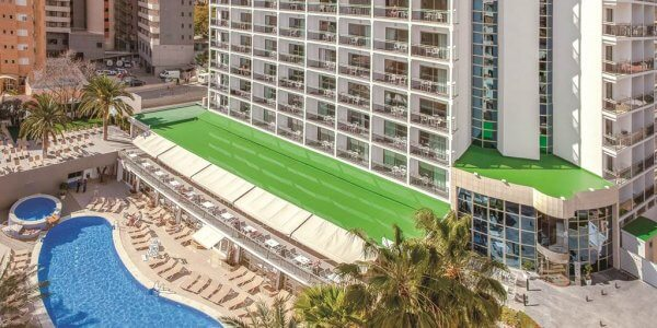 Benidorm Half Board Summer Family Fun