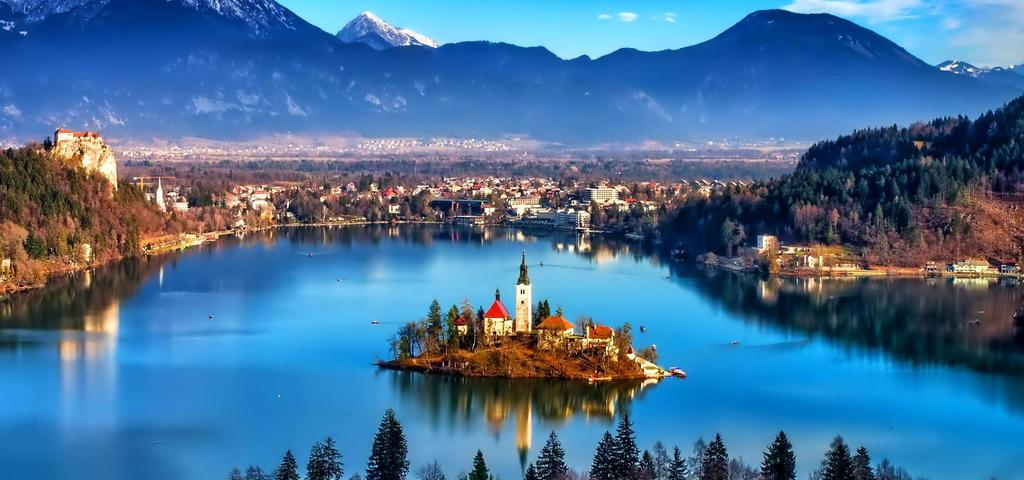 Summer Holidays in Bled, Slovenia - Image 1