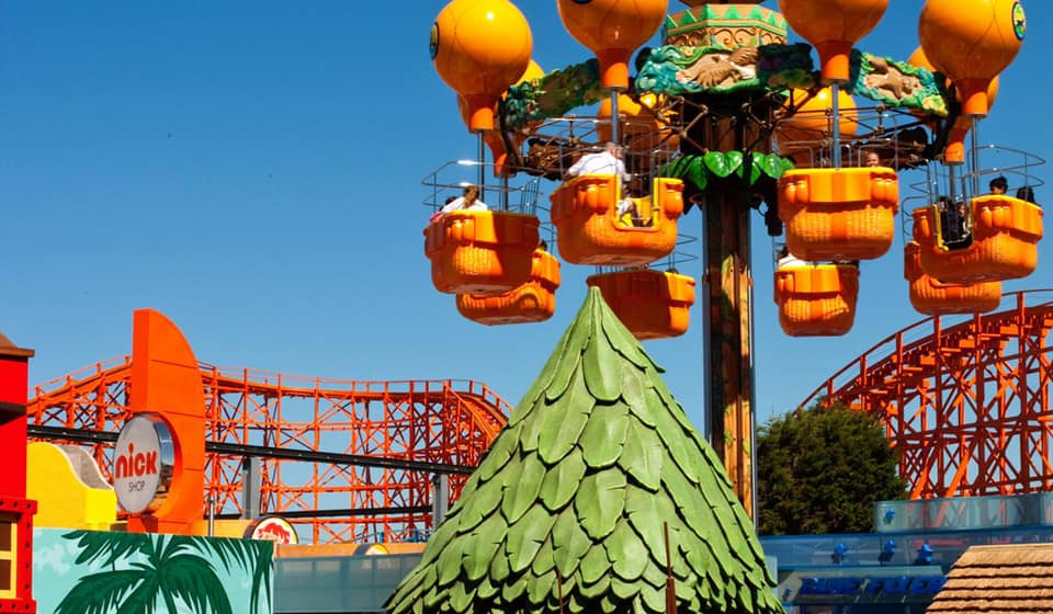 Cbeebies, Safari Park & Nickelodeon Land - Image 1