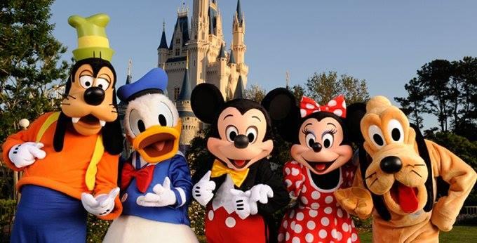 Disneyland Paris Free Half Board - Image 1