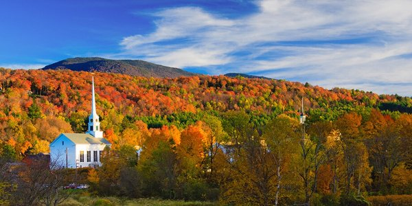 ESCORTED TOUR NEW ENGLAND IN THE FALL