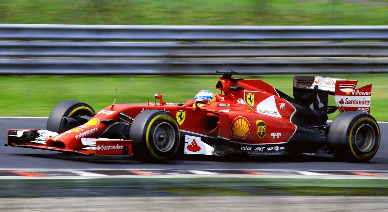 Formula 1 British Grand Prix - Image 1