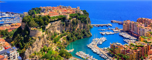 September French Riviera Tour