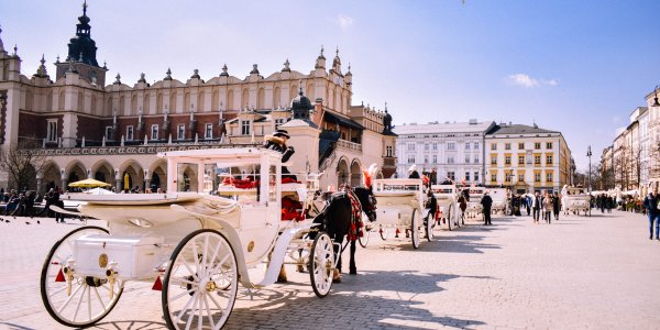 Early Booking Krakow Offer inc Tour