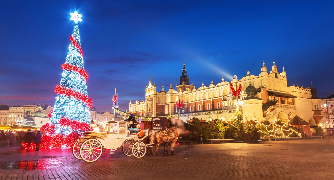 Christmas Markets in Krakow - Image 1