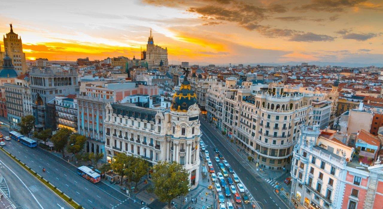 September City Break In Madrid - Image 1