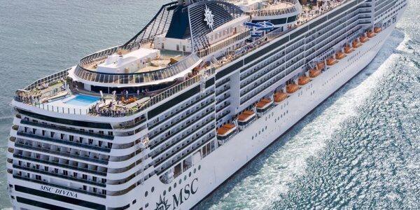 Spain Mini Cruise Taster