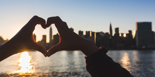 NYC Valentines Day Break