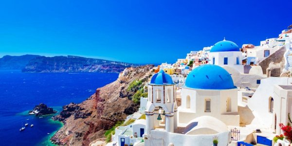 Easter 6 night Santorini Greece Break