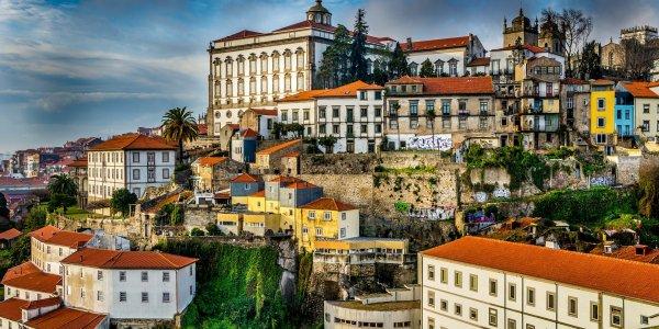 Portugal 4 night Mid May Citybreak