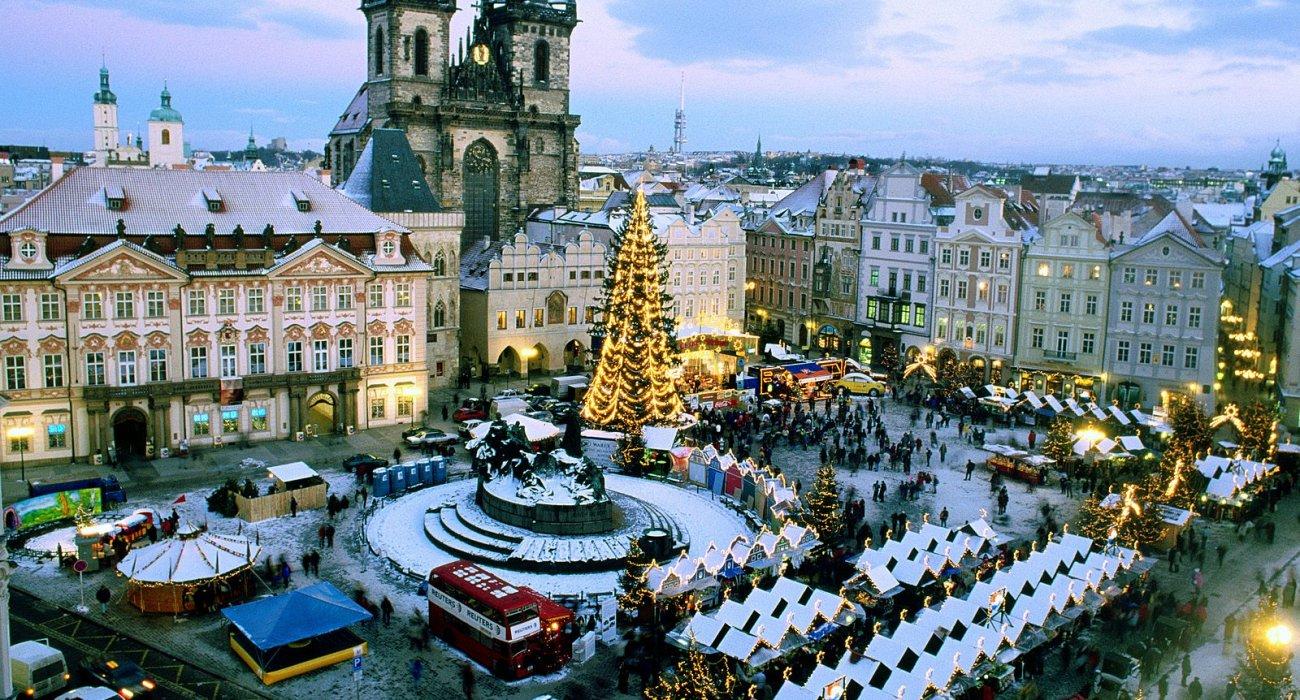 Christmas Break To Beautiful Prague - Image 1