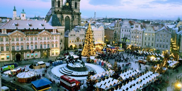 Prague Christmas Markets Trip