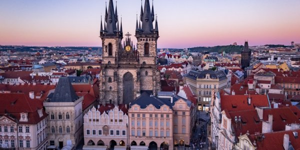 November City Break to Prague