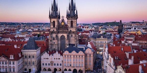November City Break to Prague