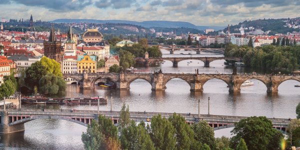 4* Prague Winter Break