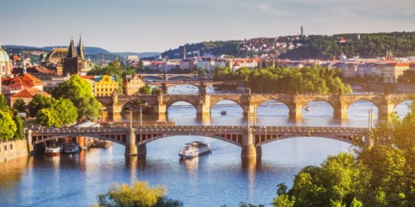 Prague 4 night City Break 2020