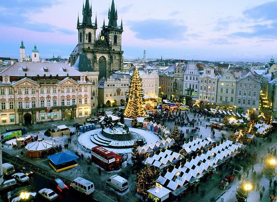 Christmas Markets in Prague - Image 1